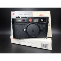 Leica M8 (Black) digital rangefinder camera