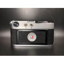 Leica M4 film camera (silver chrome) Used