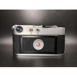 Leica M4 film camera (silver) Used