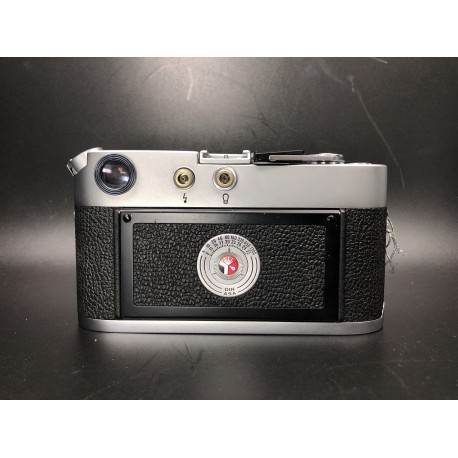 Leica M4 film camera (silver) Used