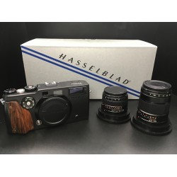 Hasselblad X Pan Film Camera With 45mm F/4 Lens & 90mm F/4 Lens
