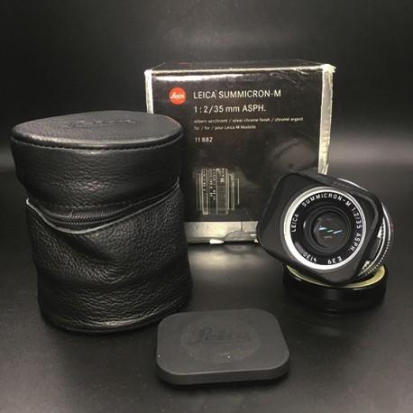 Leica Summicron -M 35mm F/2 Asph