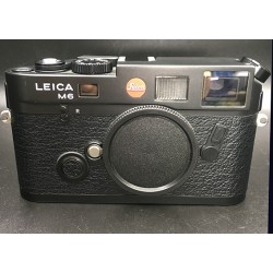 Leica M6 TTL 0.85 Film Camera Black (full set)