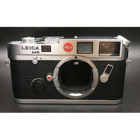 Leica M6 Classic 0.72 Silver