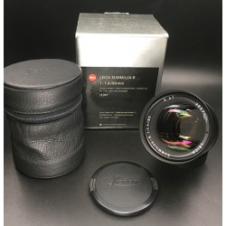 Leica Summilux-R 80mm f/1.4 ROM (full packing)