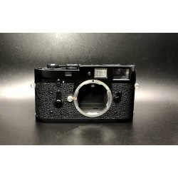 Leica M2 Black Paint Film Camera (Re-paint)