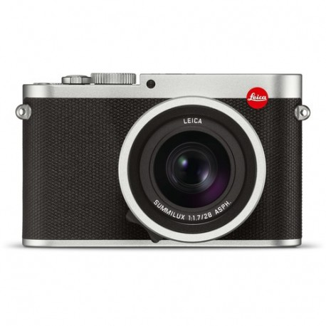 Leica Q (Typ 116) Digital Camera (Silver Anodized) Brand new 19022