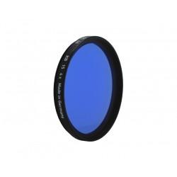 Heliopan KB 15 80A Blue 39mm Filter (BRASS)