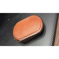 Ollux hood leather cover