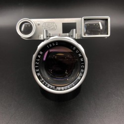 Leica Summicron 50mm F/2 Googles Duel Range