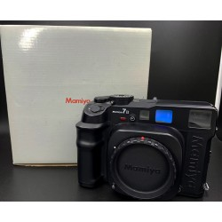 Mamiya 7 ll Film Camera With N 43mm F/4.5 L Lens & N 80mm F/4 L Lens