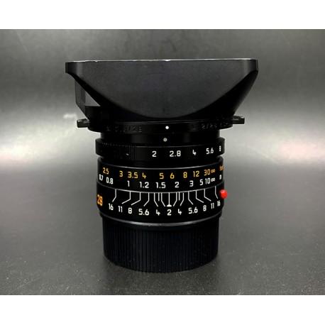 Leica Summicron-M 1:2/28 mm ASPH