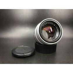 Leica Summicron-M 50mm F/2 Silver
