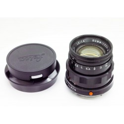 Black Paint Leica Summicron-M 50mm/f2 v.5
