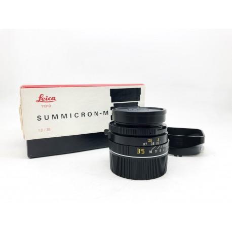 Leica Summicron -M 35mm F/2 v.4 (7 elements) Canaada