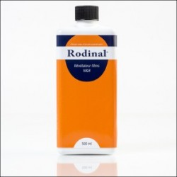 Rodinal 500ML B&W Film Developer