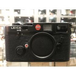 Leica M6 Classic Film Camera Blk