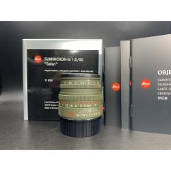 Leica Summicron-M 50mm f/2.0 Edition 'Safari'