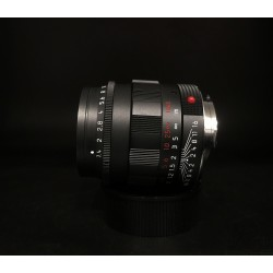 Leica Summilux-M 50mm F/1.4 Asph Black Chrome