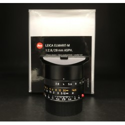 leica Elmarit-M 28mm f/2.8 ASPH. Used
