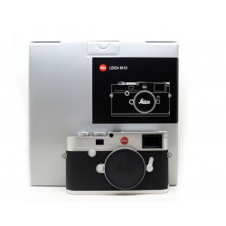 Leica M10 Digital Rangefinder Camera (Silver) (BRAND NEW)
