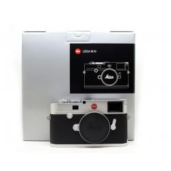 Leica M10 Digital Rangefinder Camera (Silver) (BRAND NEW)