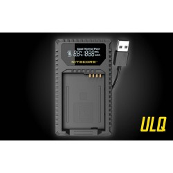 Nitecore ULQ USB Charger For Leica