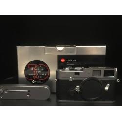 Leica MP 0.72x Anthracite Film Camera (Leica M-Series 50TH Anniversary Model) + Leicavit