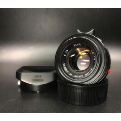 Leica Summicron-M 35mm F/2 Black (7 Element) Germany