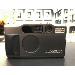 Contax T2 Titanium Black Point & Shoot Film Camera