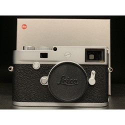Leica M10P Digital Camera Silver chrome 20022 (used) M10-P