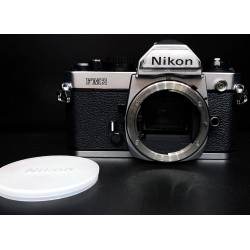 Nikon FM2 SLR manual focus film camera