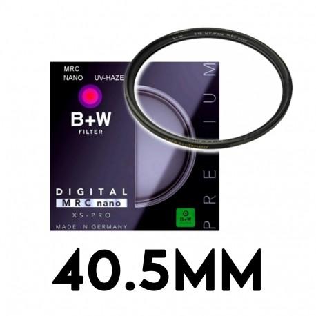 B+W MRC NANO UV-HAZE 40.5 Filter