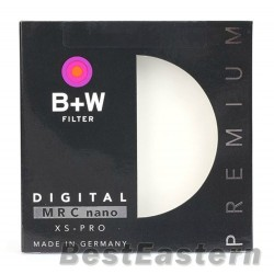 B+W MRC NANO UV-HAZE 43mm Filter