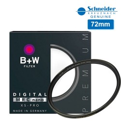 B+W MRC NANO UV-HAZE 72mm Filter