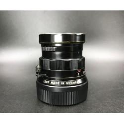 Leica Summicron 50mm F/2 Rigid Black (Re-Paint)