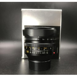Leica Noctilux-M 50mm F/1 V.4 Black Anodized Finish