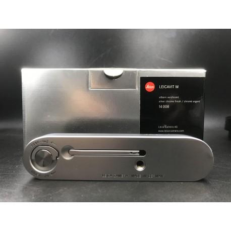 Leicavit M Silver Chrome Finish 14008 (Used)