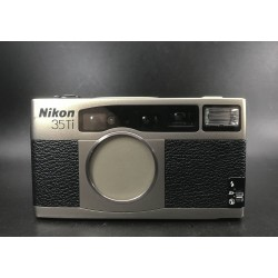 Nikon 35 Ti Point & Shoot Film Camera