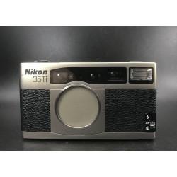 Nikon 35 Ti Point & Shoot Film Camera