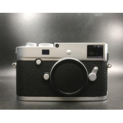 Leica M-P 240 Digital Camera Silver Chrome Finish 10772