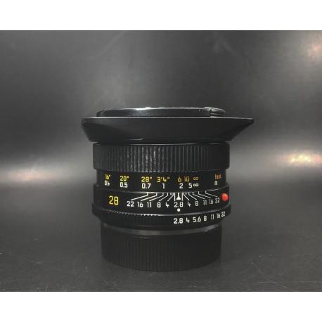 Leica Elmarit-R 28mm F/2.8