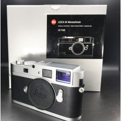 Leica Monochrom Digital Camera Silver (Used)