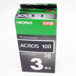 Neopan ACROS 100