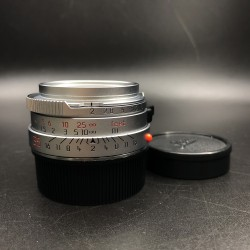 Leica Summicron-M 35mm f/2 v.4 pre-asph Silver 7 elements