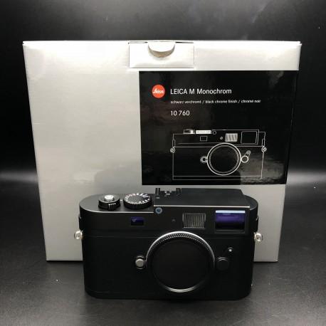 Leica M Monochrom Digital Camera (Black) 10760 Used