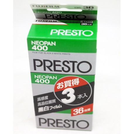 Neopan PRESTO 400