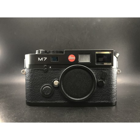 Leica M7 Film Camera Black