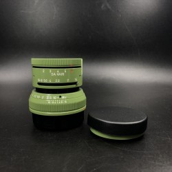 MS-OPTICS Varioprasma 50mm f/1.5 Savari Green moss (Brand New)