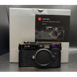 Leica M8.2 Digital Camera Black Paint Finish